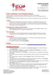 gehts zur Athleten Info - Events triathlon.de