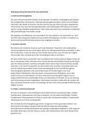Haftungsausschluss (Disclaimer) für mon-pleinfeld.de 1. Inhalt des ...