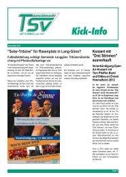 Ausgabe November 2011 - Home: TSV Langgöns Abt. Fußball