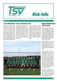 Ausgabe September 2013 - Home: TSV Langgöns Abt. Fußball