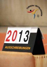 Ausschreibungen 2013 - Turngau Mittelhessen