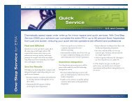 Quick Service - Reynolds and Reynolds