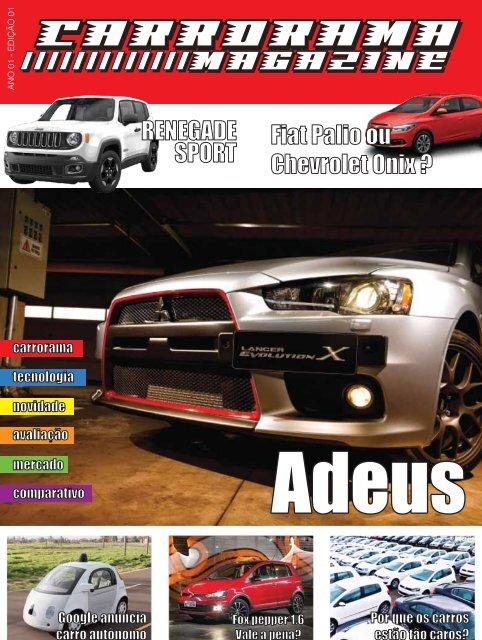 Carrorama Magazine