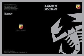 scarica brochure - Abarth