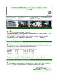 Informasjon til naboer av Hvalstad mottakssenter ... - Hero Norge AS