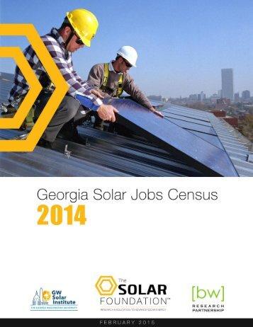 Georgia-Solar-Jobs-Census-2014