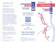 Route 349 Schedule - Pace