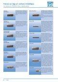 Fraises sur tige en carbure métallique - Pferd - Page 6