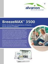 BreezeMAX™ 3500