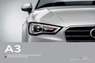 A3 Sportback Audi S3 Compact Coupé