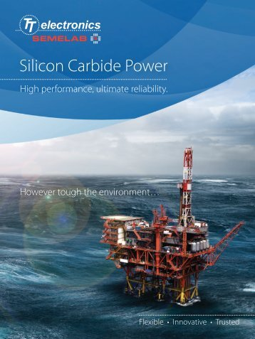 Silicon Carbide Power - SemeLAB
