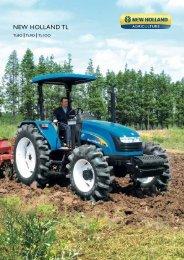 New Holland TL Tractors (pdf)