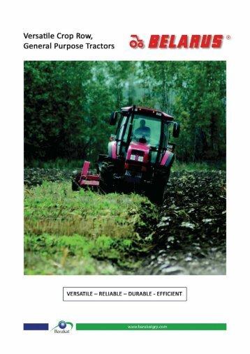 Belarus Tractor Brochure (pdf)