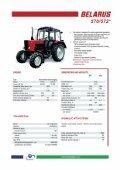 Belarus Tractor Brochure (pdf) - Page 3