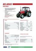 Belarus Tractor Brochure (pdf) - Page 6