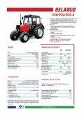 Belarus Tractor Brochure (pdf) - Page 7