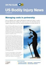 US Bodily Injury News - Thomas Miller