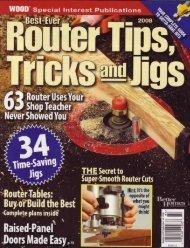 Router Tips-2008.pdf - MetosExpo - Free