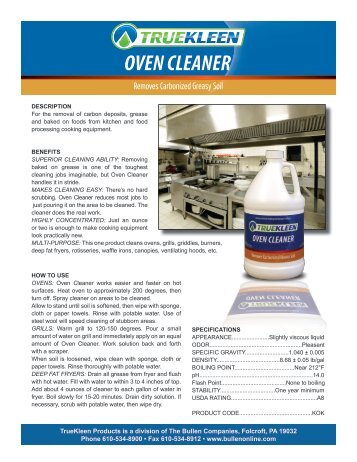 Easy Off Fume Free Oven Cleaner