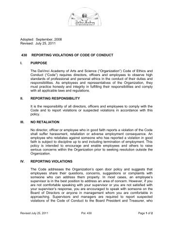 Amazing Whistleblower Policy Template Inspiration - Resume Ideas ...