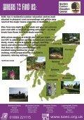 01899 221115 info@soec.org.uk UNI & COLLEGE GROUPS - Page 2