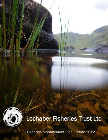 Lochaber Fisheries Trust Ltd - RAFTS
