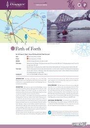 11 Firth of Forth Sea Kayak Guide - Canoe & Kayak UK