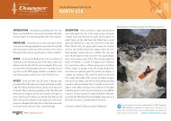 05 River North Esk Whitewater Guide - Canoe & Kayak UK