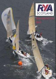 Operational Plan 2012 - RYA Scotland