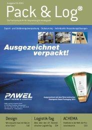 Pack & Log 5/2015