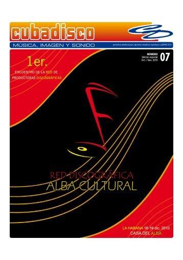 NÚMERO Edición especial Oct. / Nov. 2010 07 - Cubarte