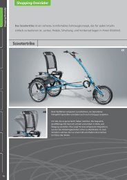 Scootertrike - PFIFF Vertriebs GmbH
