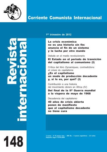 rint web.pdf - Corriente Comunista Internacional