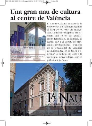 030-083 REPORTS II 2009.qxp:EDICION 2009 - Anuarios Culturales