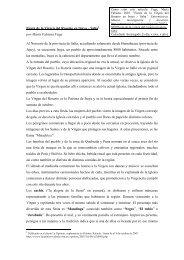 Fiesta de la Virgen del Rosario en Iruya - Entremúsicas.com