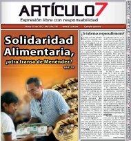 Solidaridad Alimentaria - a7.com.mx