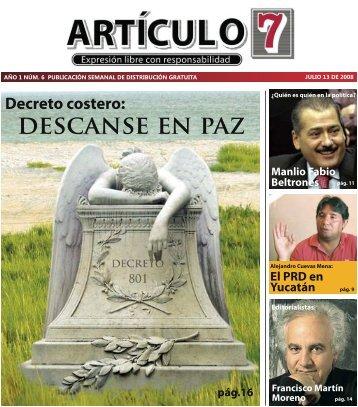 descanse en paz - a7.com.mx