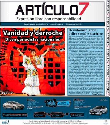 Publicación No. 114 - a7.com.mx