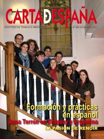 Formación y prácticas en español - Portal de la Ciudadanía ...