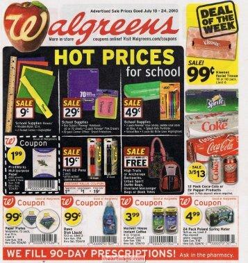 i heart wags: 07/18-07/24 ad