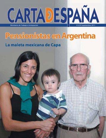 Carta de España nº 674 - Portal de la Ciudadanía Española en el ...