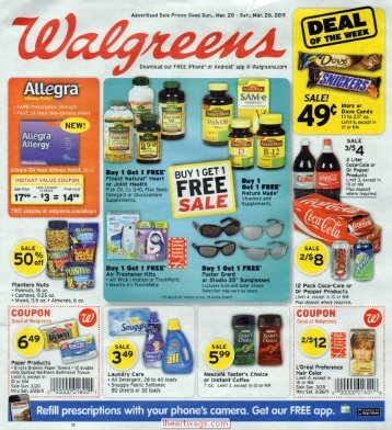 i heart wags: 03/20-03/26 ad