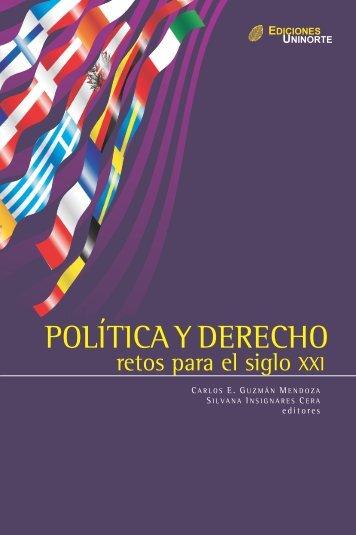 Política y derecho: retos para el siglo XXI