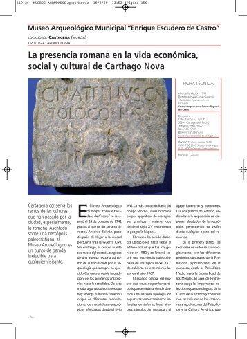 Cartagena - Anuarios Culturales