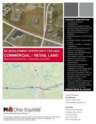 re-development opportunity for sale commercial / retail land