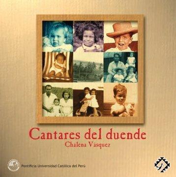 Cantares del duende - Chalena Vásquez
