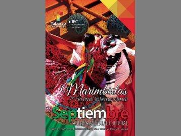Agenda Cultural Septiembre 2013 - Instituto Estatal de Cultura