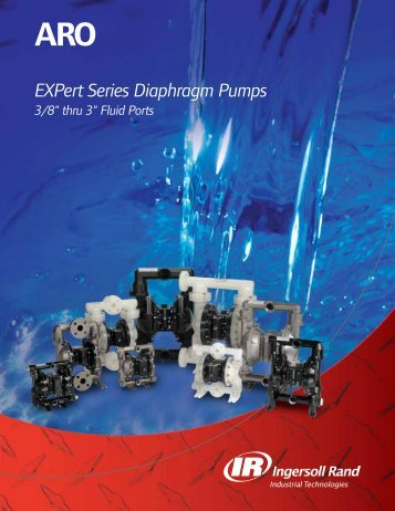 EXPert Series Diaphragm Pumps - Bohlins Maskiner