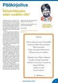 4/2007 61. vuosikerta 1946 2007 - Sahayrittäjät ry - Page 5