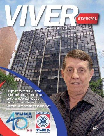 Revista Empresas Tuma Especial 40 anos (3,50 MB)